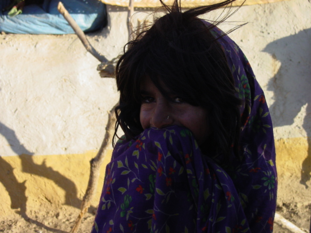 Brandon Webb Afghan Girl